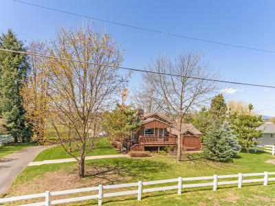 Coeur D'alene, Dalton Gardens Single Family Home For Sale: 5983 N Valley St