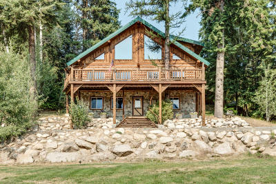 Priest Lake Single Family Home For Sale: 1524 Lamb Creek