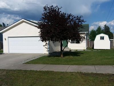 Hayden Single Family Home For Sale: 11905 N Stinson Loop