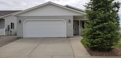 Rathdrum Single Family Home For Sale: 8578 W Sawtooth St