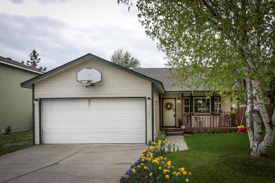Coeur D'alene Single Family Home For Sale: 3257 N 11th St