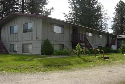 Priest River Multi Family Home For Sale: 407 & 423 Kluth St