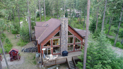Post Falls Single Family Home For Sale: 525 S Amble Trl