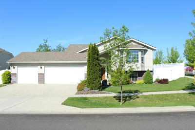 Hayden Single Family Home For Sale: 8220 Salmonberry Loop