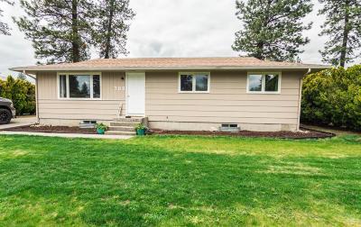 Hauser Lake, Post Falls Single Family Home For Sale: 709 E 17th Ave