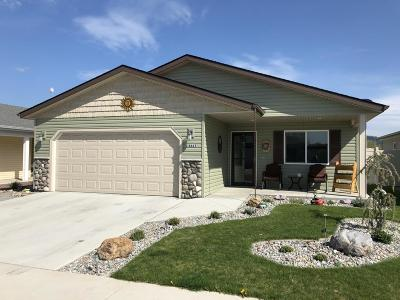 Rathdrum Single Family Home For Sale: 8665 W Bryce Canyon St