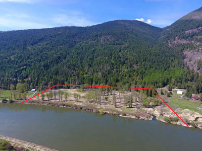 Bonners Ferry Residential Lots & Land For Sale: 2978 W Side Rd