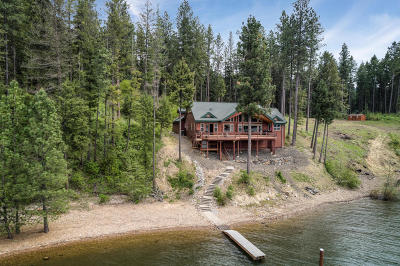 Harrison Single Family Home For Sale: 37941 S Highway 97