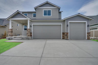 Rathdrum Single Family Home For Sale: 13892 N Pristine Cir