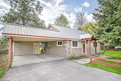 Sandpoint Single Family Home For Sale: 1211 Pine St
