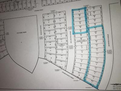Post Falls Residential Lots & Land For Sale: 19 lots Wellington & Moorfield