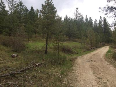 Benewah County Residential Lots & Land For Sale: NKA Patches Ln