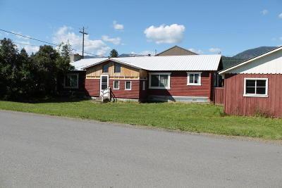 Clark Fork Single Family Home For Sale: 101 E. 3rd Ave