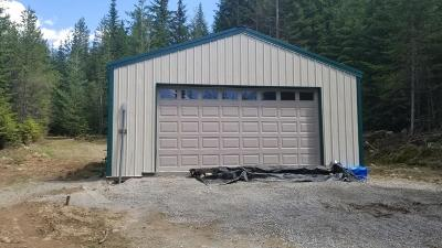 Sandpoint Single Family Home For Sale: 17 Box Canyon