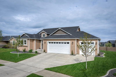 Rathdrum Single Family Home For Sale: 14808 N Pristine Cir