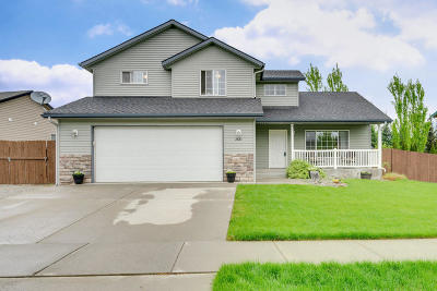 Hayden Single Family Home For Sale: 2681 W Blueberry Cir