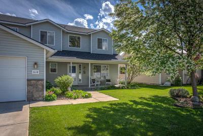 Hauser Lake, Post Falls Single Family Home For Sale: 3119 E Lapis Ave