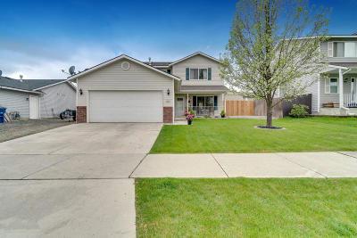 Hauser Lake, Post Falls Single Family Home For Sale: 1423 N Tanzanite St