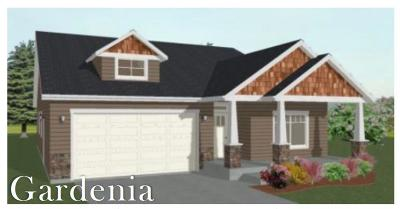 Coeur D'alene Single Family Home For Sale: 7890 Hibiscus Lane