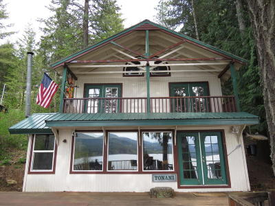 Rathdrum Single Family Home For Sale: 8628 S Upper Twin Lake Shr
