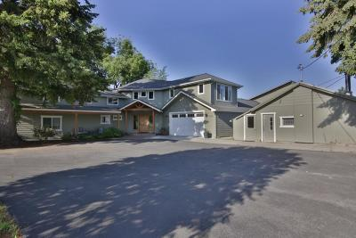 Coeur D'alene, Dalton Gardens Single Family Home For Sale: 7407 N Mt Carrol St