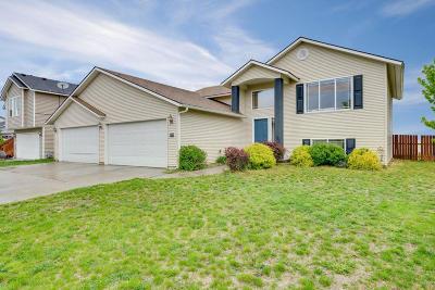 Hauser Lake, Post Falls Single Family Home For Sale: 459 N Silkwood Dr