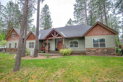 Coeur D'alene Single Family Home For Sale: 4125 N 15th St