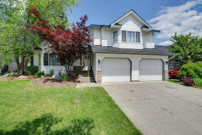 Hauser Lake, Post Falls Single Family Home For Sale: 805 E Singing Hills Dr