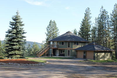 Coeur D'alene, Dalton Gardens Single Family Home For Sale: 9098 W Ridge Line Ln