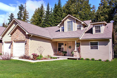 Sandpoint Single Family Home For Sale: 602 Jenny Ln