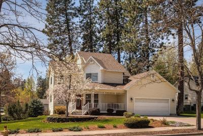 Post Falls Single Family Home For Sale: 308 S Riverside Harbor Dr