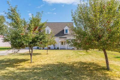 Sandpoint Single Family Home For Sale: 2324 Sandcreek Ln