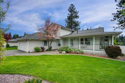 Post Falls Single Family Home For Sale: 2294 E Stonebridge Ct