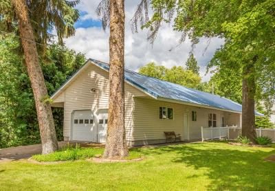 Coeur D'alene Single Family Home For Sale: 318 N 20th St