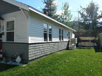 Kellogg Single Family Home For Sale: 209 E Cameron Ave