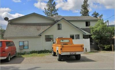 Coeur D'alene Multi Family Home For Sale: 4680 W Reeves St