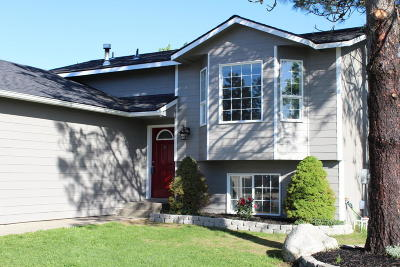 Post Falls Single Family Home For Sale: 2650 N Nugget Ln