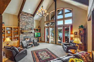 Harrison Single Family Home For Sale: 5038 S Fishhawk Ct