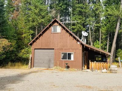 Bonner County, Kootenai County Single Family Home For Sale: NKA E Howard Rd E