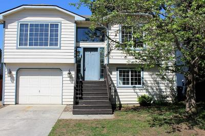 Coeur D'alene Single Family Home For Sale: 3259 N 12th St