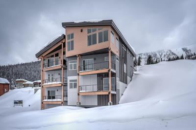 Sandpoint Condo/Townhouse For Sale: 29 Chutes Ln