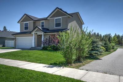 Coeur D'alene Single Family Home For Sale: 3728 W Calzado Dr