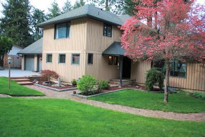 Coeur D'alene Single Family Home For Sale: 777 S Fairmont Loop