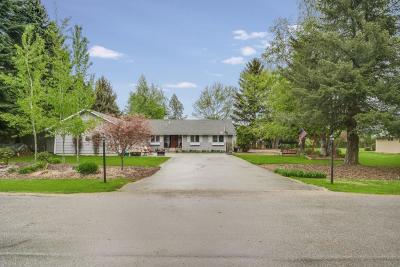 Sandpoint Single Family Home For Sale: 471 Ponder Point Drive