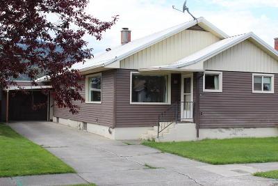 Kellogg Single Family Home For Sale: 125 W Riverside Avenue