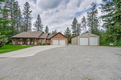 Hayden Single Family Home For Sale: 17661 N Cedar Grove Ln