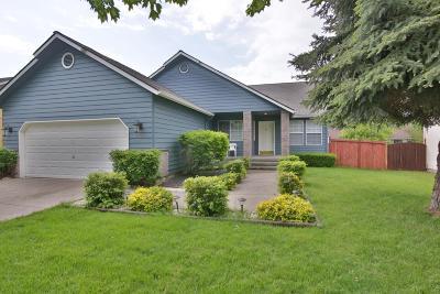 Coeur D'alene Single Family Home For Sale: 2054 W Ashley Ave