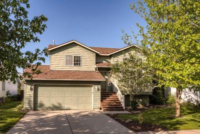 Coeur D'alene Single Family Home For Sale: 5975 N Stafford Rd