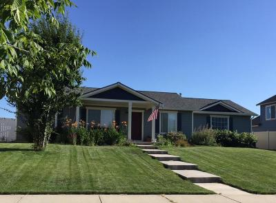 Rathdrum Single Family Home For Sale: 6940 W Majestic Ave