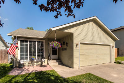 Coeur D'alene Single Family Home For Sale: 3230 N 10th St